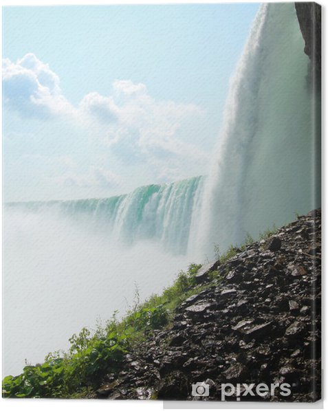 Obraz na płótnie Wodospad Niagara - Ameryka