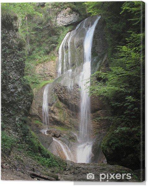 Obraz na płótnie Wodospad - Woda