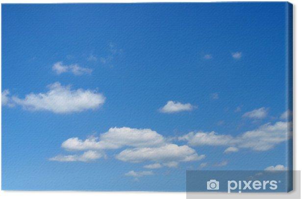 Obraz na płótnie Wolkenhimmel - Niebo