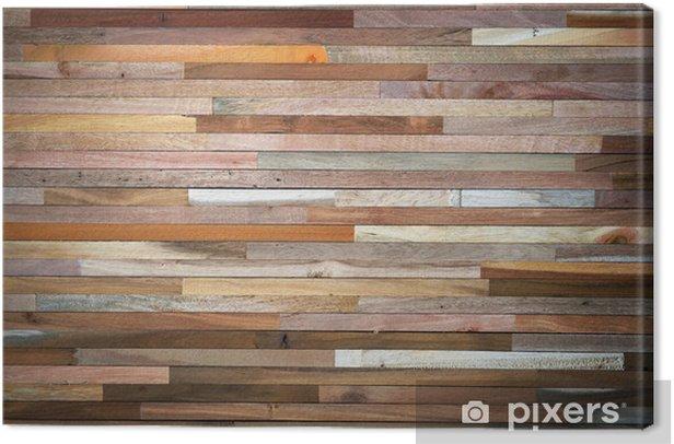Obraz na płótnie Wood wall - Tematy