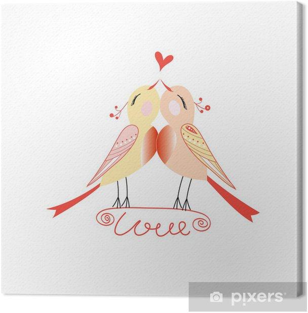 Obraz na płótnie Wspaniałe Miłość - Święta międzynarodowe