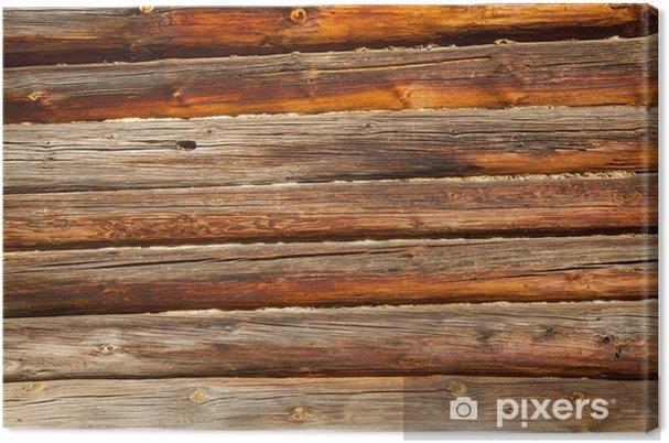 Obraz na płótnie Wyblakły logi w tle - Tekstury