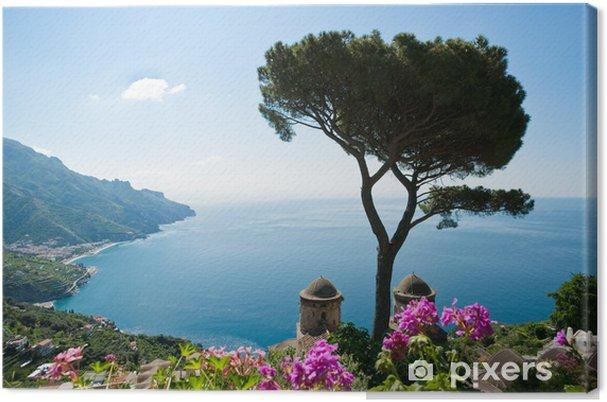 Obraz na płótnie Wybrzeże Amalfi Widok - Tematy