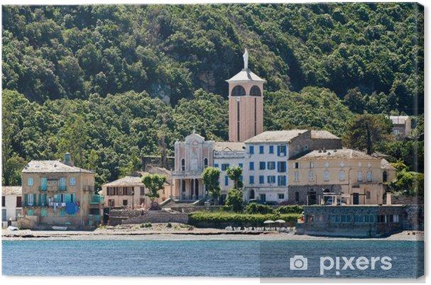 Obraz na płótnie Wybrzeże Korsyki - Europa