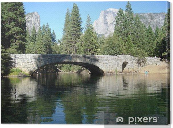 Obraz na płótnie Yosemite -