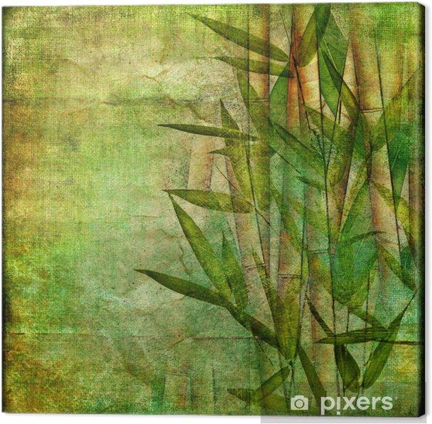 Obraz na płótnie Zabytkowe orientalne papier - Tematy