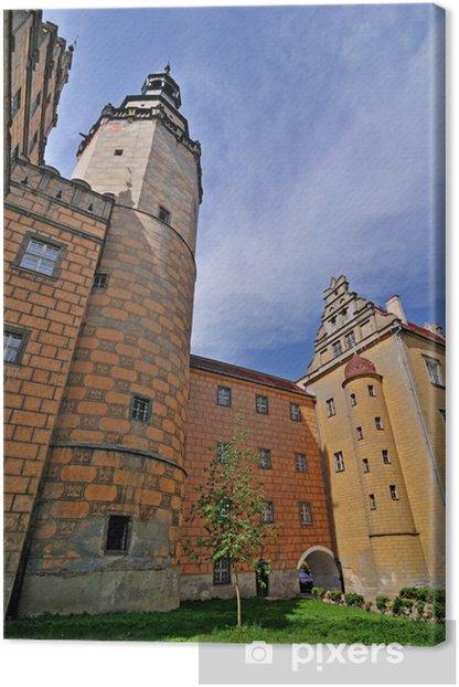 Obraz na płótnie Zamek, Oleśnica - Europa