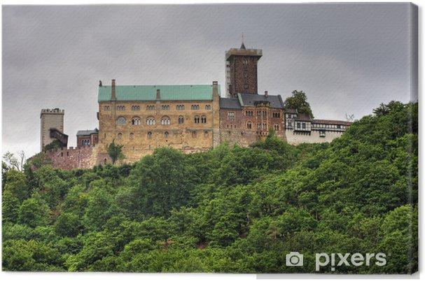 Obraz na płótnie Zamek Wartburg - Europa