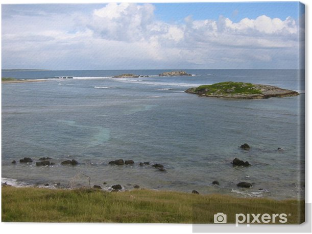 Obraz na płótnie Zatoka Galeon - Ameryka