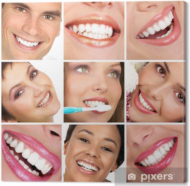 Obraz na płótnie Zęby - Zdrowie i medycyna