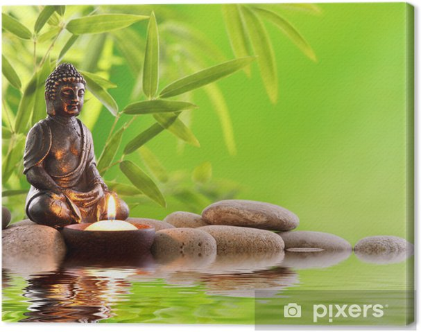 Obraz na płótnie Zen budda - Style