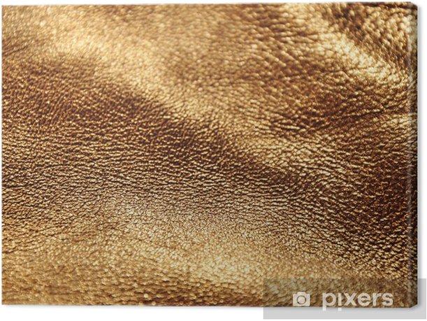 Obraz na płótnie Złota tekstury - Sukces i osiągnięcia