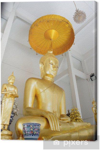 Obraz na płótnie Złoty Budda - Azja