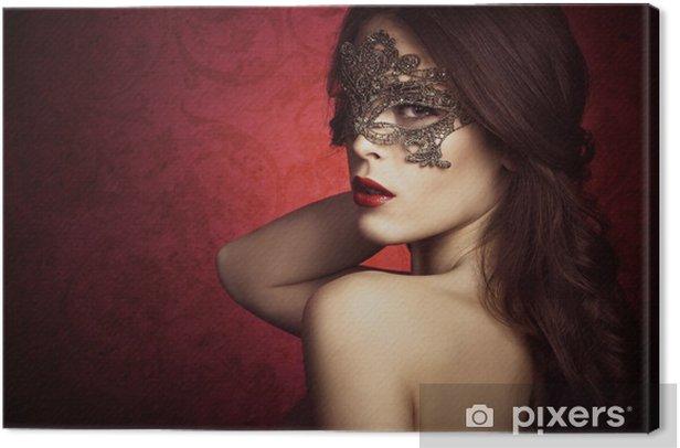 Obraz na płótnie Zmysłowe piękno - Kobiety