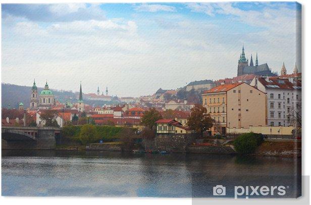 Obraz na płótnie Zobacz Pragi - Europa