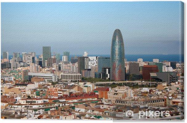 Obraz na płótnie Zobacz w Barcelonie, Hiszpania. - Tematy