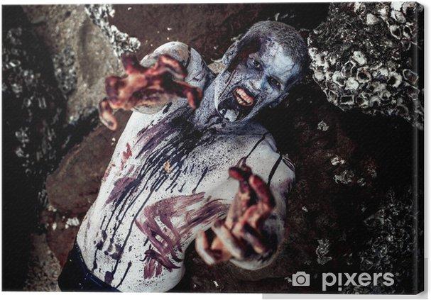 Obraz na płótnie Zombie na plaży - Tematy