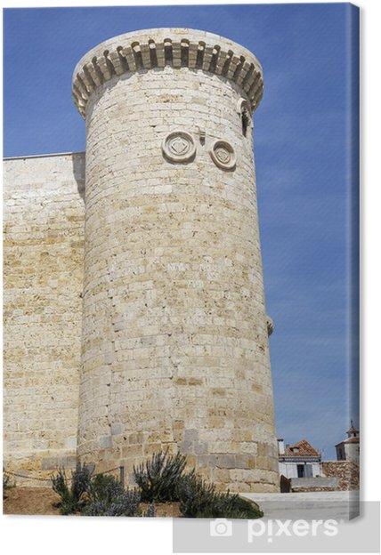 Obraz na płótnie Źródła valdepero, hiszpania - Zabytki