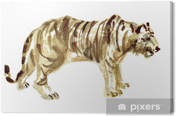 Obraz na płótnie Zwierzęta z Afryki - Ssaki