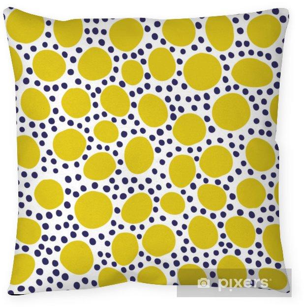 Örngott Sömlöst mönster med moderna blommiga och abstrakta element i färska pastellfärger. - Hobby och fritid