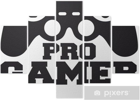 Pentittico Pro Gamer Logo - Segni e Simboli