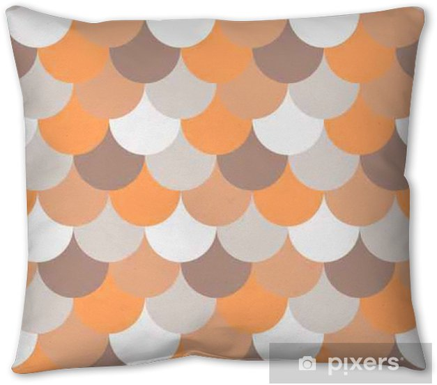 abstract seamless geometric pattern Pillow Cover - Graphic Resources