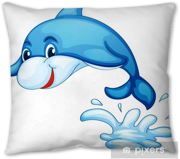 Dolphin Pillow Cover Pixers We Live To Change