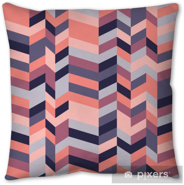 Herringbone Pattern Pillow Cover - Graphic Resources