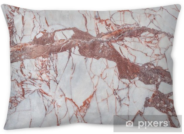 Marble texture background for design with copy space for text or image. Marble motifs that occurs natural. Pillow Cover - Graphic Resources
