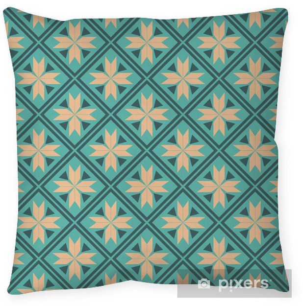 Seamless pattern Pillow Cover - Fashion