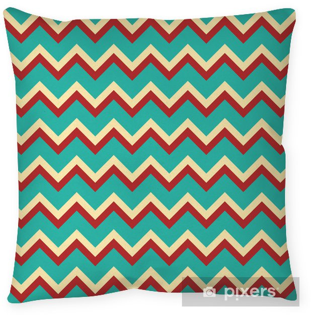 Seamless pattern Pillow Cover - Fashion
