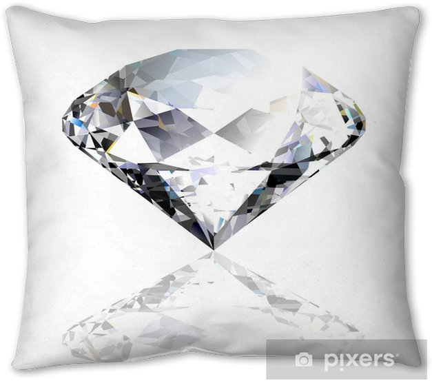 Vector Black Diamond Pillow Cover Pixers We Live To Change