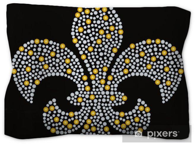 Fleur De Lis Pillow Sham Pixers We Live To Change