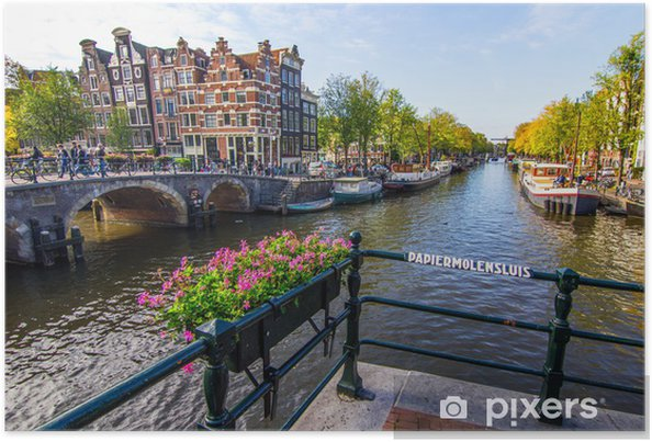 Amsterdam Plakat -