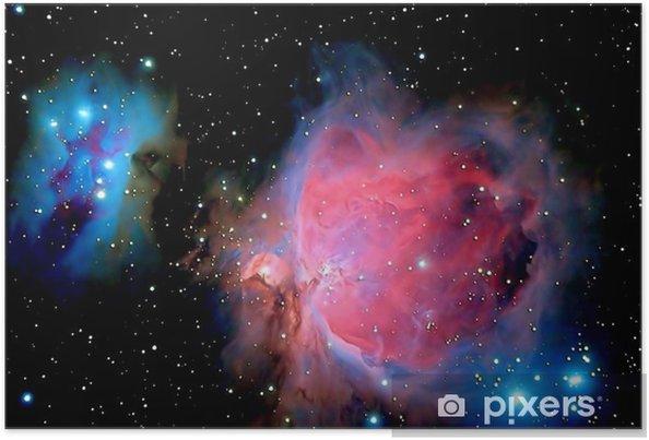 Astronomi Plakat -