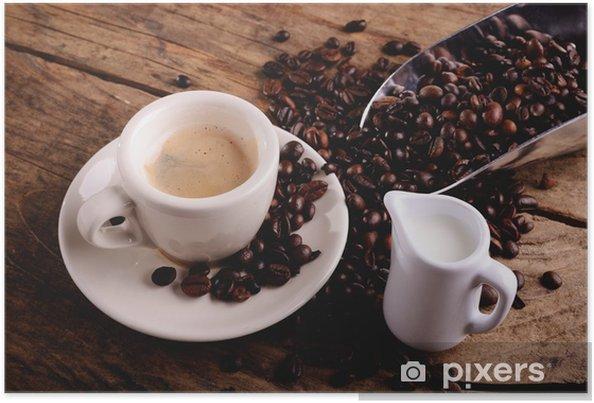 espresso med mælk