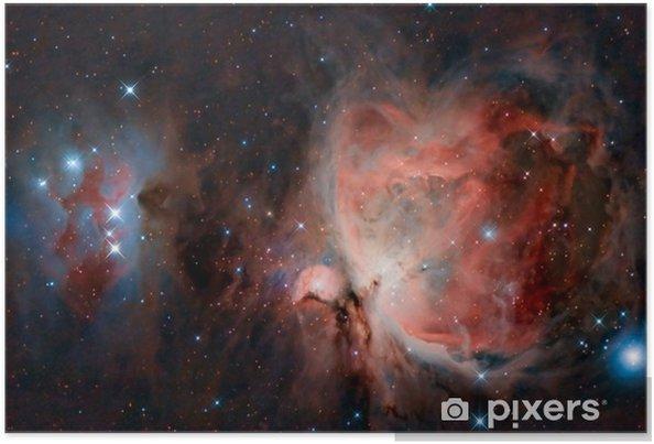 Great Orion Nebula Plakat -