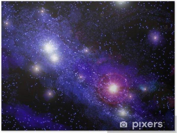 Nebula 01 Plakat -