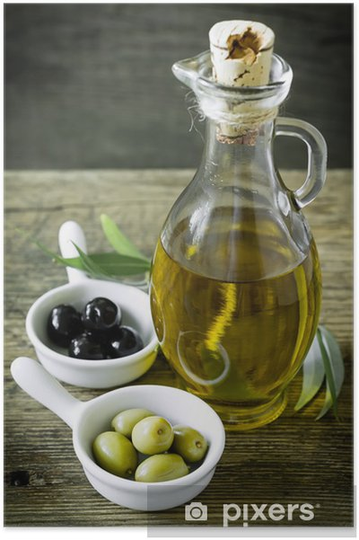 0642dfb6a Plakat Oliven olje