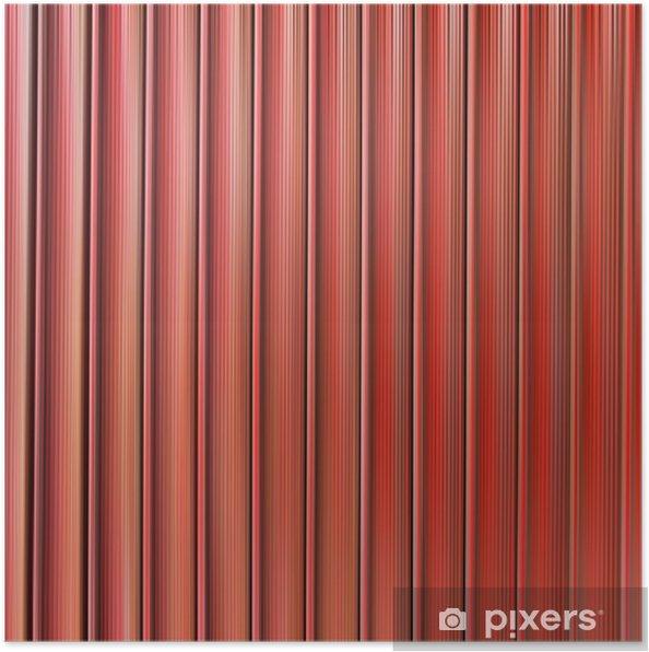 31bdfce1 Plakat Oransje røde farger vertikale striper abstrakt bakgrunn ...
