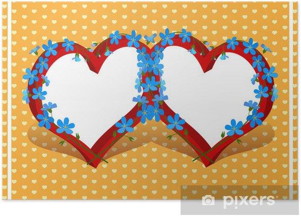 Hjerter Ramme Baggrund Clipart - Gratis billeder på Pixabay