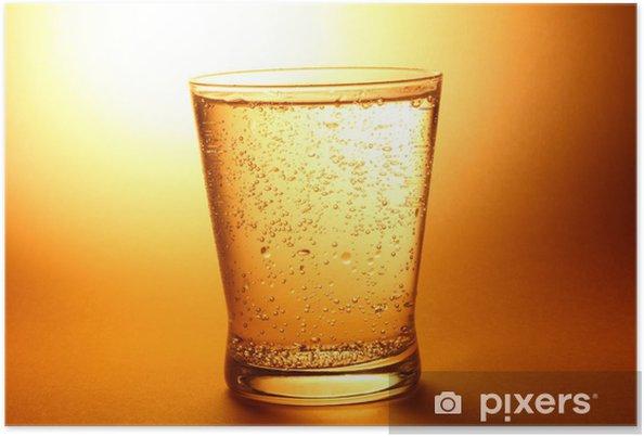 Plakát 炭 酸 - Alkohol