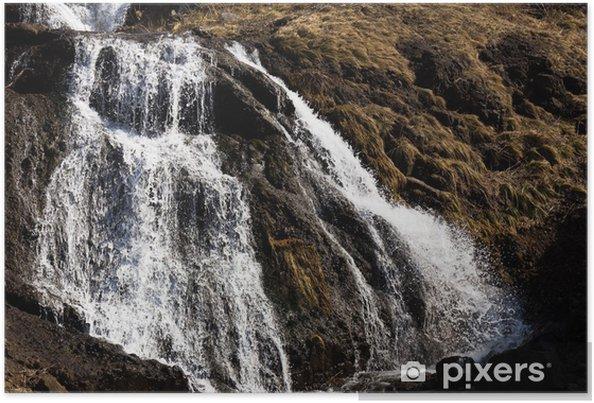Plakát 七 つ 滝 - Asie