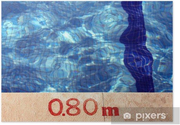 Plakat 0.80m - Wakacje
