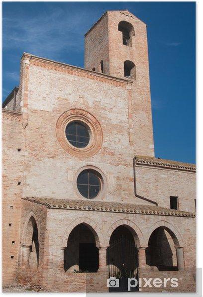 Plakat Abbey Propezzano - Europa