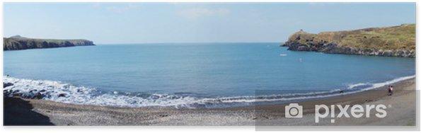 Plakát Abereiddy Shoreline - Voda