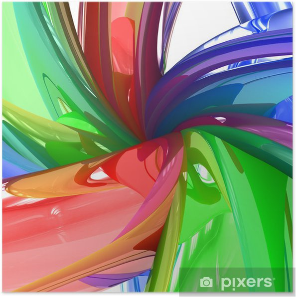 Plakát Abstract background -