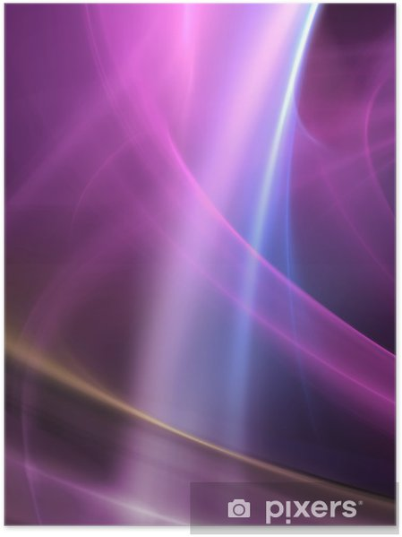 Plakat Abstrakcyjne tło -
