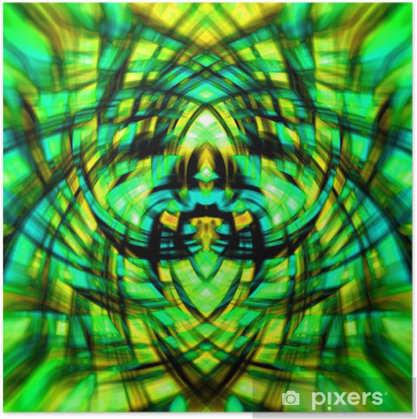 Plakát Abstraktní barvy 56 - Pozadí