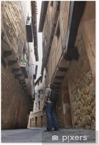 Plakat Albarracín - Wakacje
